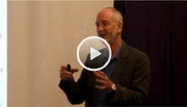 Dr. Forrester presenting The Prevention Prescription